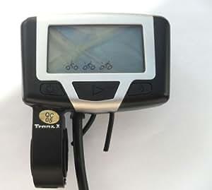 Ecran de guidon pour vélo électrique JD-Tranz X