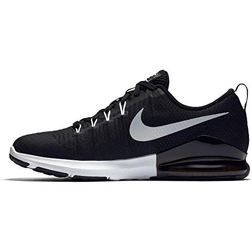 Nike Herren Trainingsschuh Zoom Train Action Fitnessschuhe, Schwarz (Black/Thunder Blue-W 014), 44 EU
