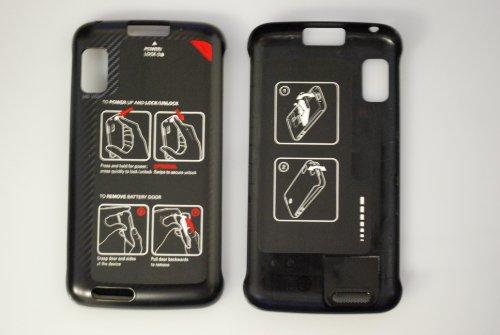 Motorola MB860 Atrix Akkudeckel Akku Deckel Cover Schale black Original Neu (Akku Mb860)