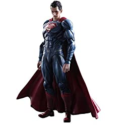 Square-Enix square-enixafgsqx231 Abysse Batman Vs Superman Dawn de justicia Play Arts Superman Figura de acción