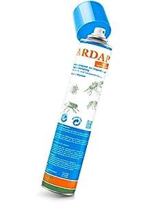 ARDAP Ungezieferspray / Bis zu 6 Wochen wirksames, langanhaltendes Spray zur Bekämpfung bei akutem Ungezieferbefall für Zuhause oder in Umgebung von Tieren / 1 x 750 ml
