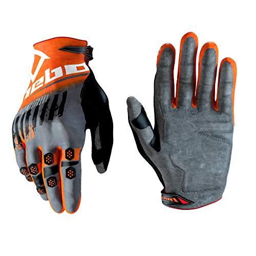 Hebo Stratos Handschuhe, Unisex, Orange, Medium