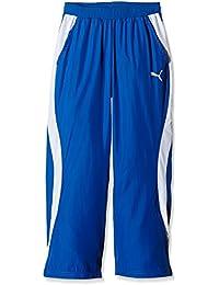 Puma pantalon pour femme long tBRunningWarmup teamsport royal new Bleu Bleu