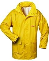 NORWAY PU Regen-Jacke mit Kapuze - mehrere Farben