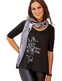 VENCA Camiseta línea evasé Mujer by Vencastyle - 024142