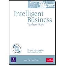 Intelligent Business: Upper Intermediate Busness English (Teacher's Book)