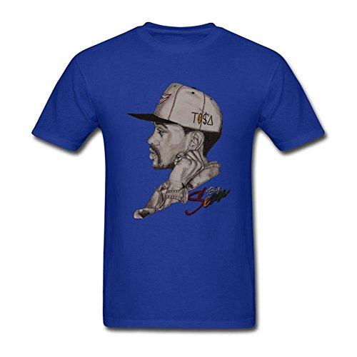 ukc5bd-t-shirt-uomo-blu-x-large