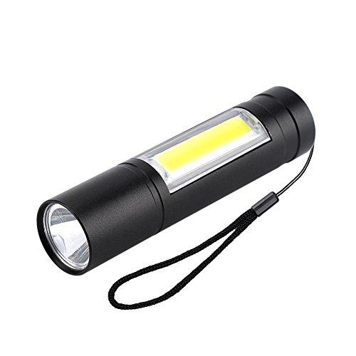 Linterna LED, Mini impermeable portátil LED XPE+