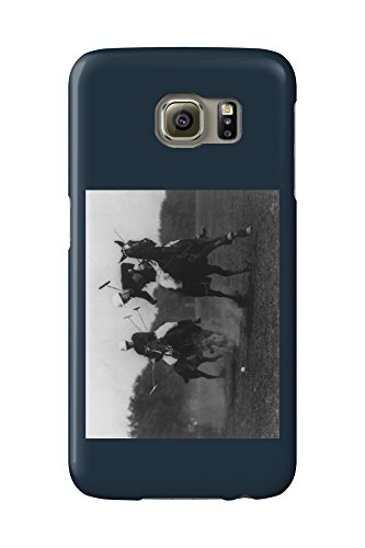 war-department-polo-association-game-vintage-photograph-galaxy-s6-cell-phone-case-slim-barely-there