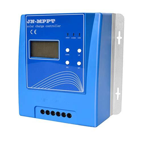 Controllo del pannello solare regolatore di carica solare mppt 12v / 24v / 48v regolatore di batteria del pannello solare automatico 10a-40a con display lcd con ingresso fotovoltaico max150v