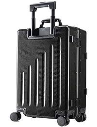 Huoduoduo Travel Case, Maleta de Fibra de Carbono, Material Compuesto de Fibra de Carbono, Caja vacía Puede soportar más de 150 kg,…