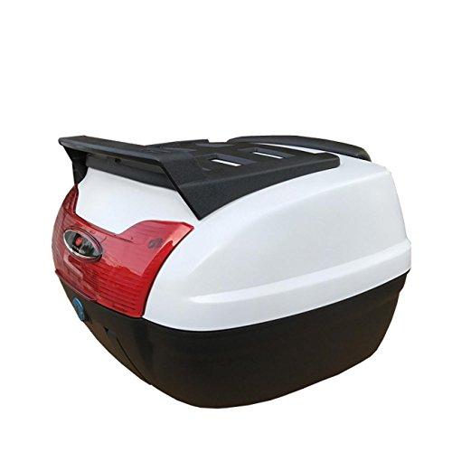 Heruai Outdoor-Motorrad-Trunk Elektro-Auto-hinteren Kasten gezogene Waren-Kasten-Koffer-Fahrrad-Aufbewahrungsbehälter , b