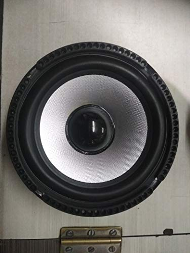 Crispy Deals Classic 6 Inch 50 w RMS Heavy Magnet Woofer (4 Ohm, Assorted Multicolour/Multi Design)