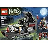 Amazing Lego Monster Fighters 9464 The Vampyre Hearse - Moonstone & 4 Weapons With Catapult Function Jouets, Jeux, Enfant, Peu, Nourrisson