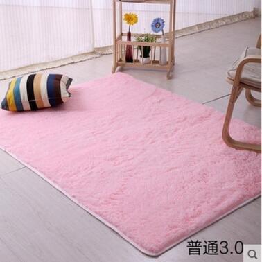 Preisvergleich Produktbild GRENSS Warme Wohnzimmer Teppich Big Size Matte Anti-rutsch Schlafzimmer Teppich Kaffee Tisch Teppiche Schlafzimmer Matten Home Textile weichen Teppich, wie Foto, 50 120 CM