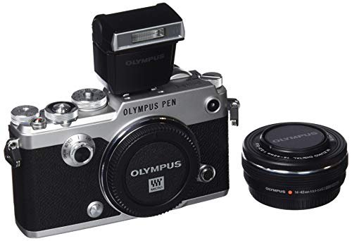 42 Full Hd Lcd (Olympus PEN-F Systemkamera (20,3 MP, 3
