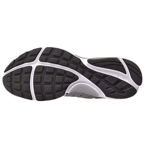 Nike Damen W Air Presto Print Laufschuhe Blanco (Blanco (stealth/black-white))