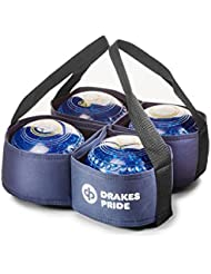 Drakes Pride 4 BOWL CARRIER FOR CROWN GREEN/FLAT GREEN BOWLS**