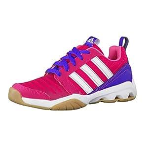 Adidas GymPlus 3 K BLAU/RUNWHT - 4-
