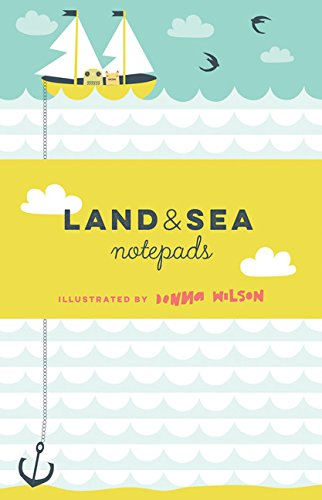 Adressbuch-land (Land & Sea Notepads)