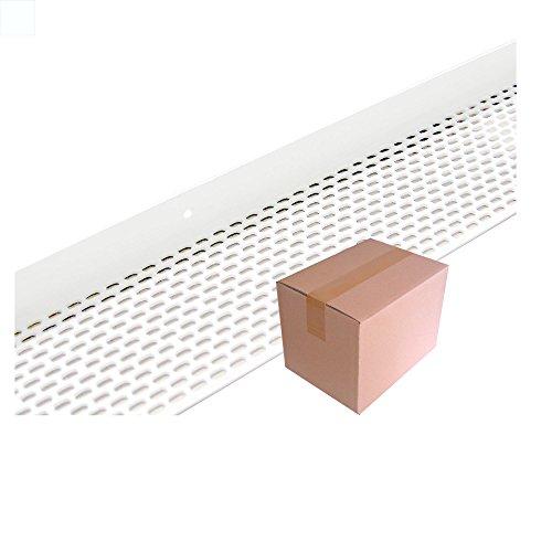 LÜFTUNGSPROFIL 30 x 90 weiss / Bd a 10 x 2,5 m Stäbe