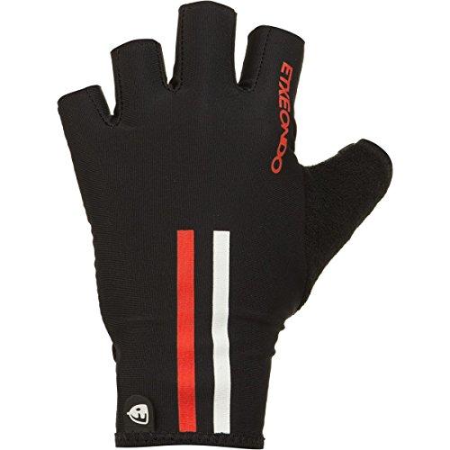 Etxeondo - Aero Gloves, color rojo,negro, talla S