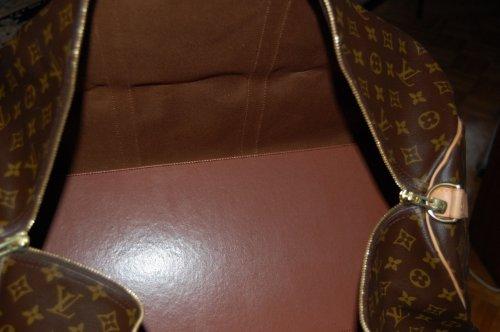 55/60-24 Base Shaper Taschen - Einlegeboden für Reisetaschen Weekender gr. Shopper (55-24, Schwarz) Schwarz