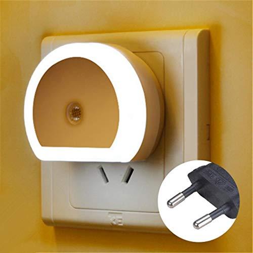 Gugio Luce Notturna con Sensor - Lámpara LED de Noche con Doble...