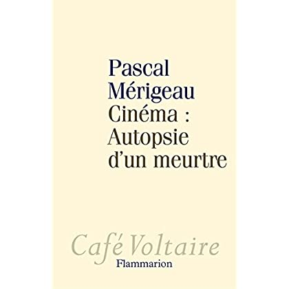 Cinéma : Autopsie d'un meurtre (Café Voltaire)