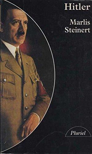 Hitler par Marlis Steinert