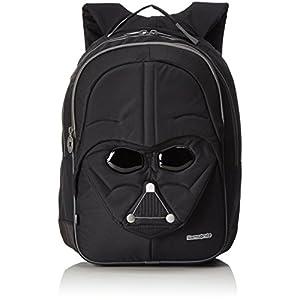 Disney Star Wars Ultimate M Mochila Infantil, 20 litros, Color Negro