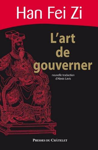 L'art de gouverner (Sagesse de l'Orient)