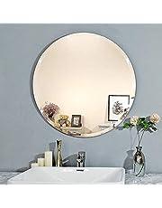 Creative Arts n Frames Elegant Round Frame Less Beveled Mir