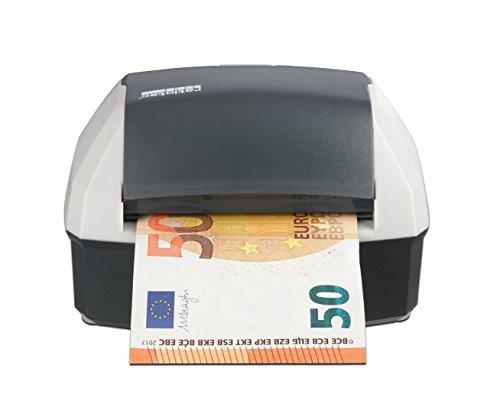 ratiotech 00064470soldi Smart automatico Bank Note Tester Grigio