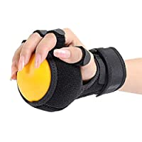 Summerwindy Anti-Spasticity Ball Splint Hand Functional Impairment Finger Orthosis Hand Ball Rehabilitation Exercise
