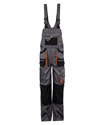 Stenso Des-Emerton - Mens Work Bib and Brace Dungarees Overalls