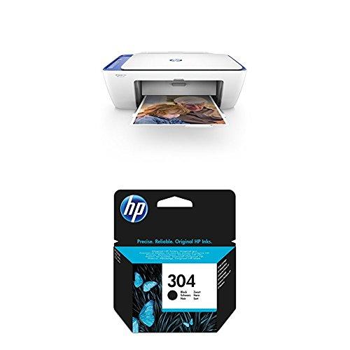 HP DeskJet 2630 Multifunktionsdrucker + HP 304 Schwarz