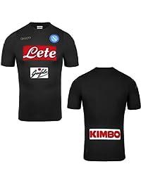 2016-2017 Napoli Kappa Authentic Third Shirt 1cb2d709af63e
