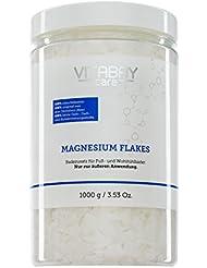 Original Zechstein Magnesium Flakes - Magnesiumchlorid - dermatologisch klinisch getestet (1000 g)