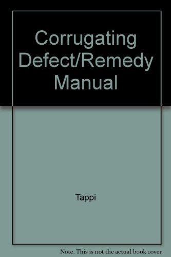 Corrugating Defect/Remedy Manual
