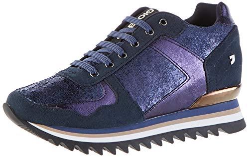 Gioseppo 56717, Zapatillas Mujer, Azul Marino, 39