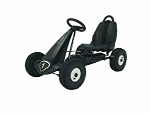 Kettler - 8865-760 - Vélo et Véhicule pour Enfant - Kart à Pédales Daytona Air - Roues Gonflables - Made in Germany