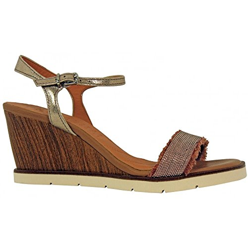 Wedged Hispanitas Hispanitas Wedged Nude 62651 62651 Sandal wqIPgPBT