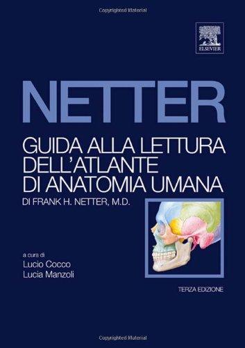 Guida alla lettura dell'atlante di anatomia umana di Frank H. Netter