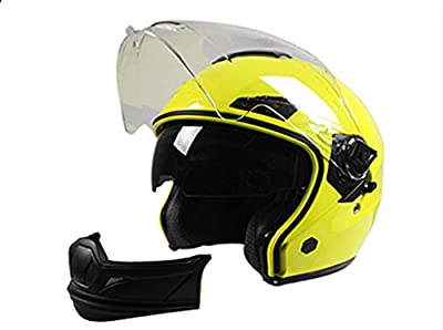 QPALZM, Men And Women In Winter Cold Warm Motorcycle Electric Car Helmets by QPALZMLimited