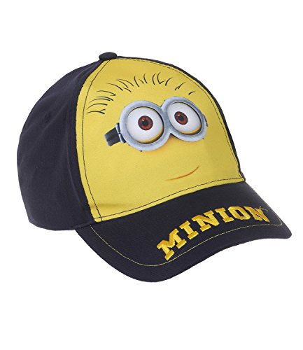 Gorra de béisbol de Los Minions en azul