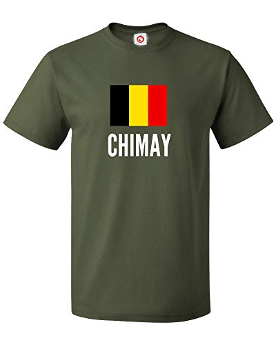 t-shirt-chimay-city-green