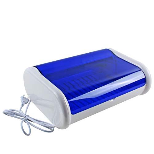 JJSFJH Bai UV-Sterilisator Single-Layer-Flip-Cover-Desinfektor Mobile Portable Beauty Salon SPA Tattoo Nagel Haar Werkzeuge Ausrüstung -