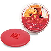 Sweet apple behandeln Sojawachs Kerze & schmilzt Heart & Home, rot, Melts preisvergleich bei billige-tabletten.eu
