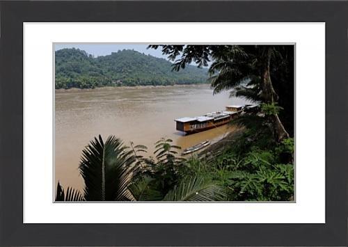 framed-print-of-banks-of-the-mekong-river-luang-prabang-laos-indochina-southeast-asia-asia